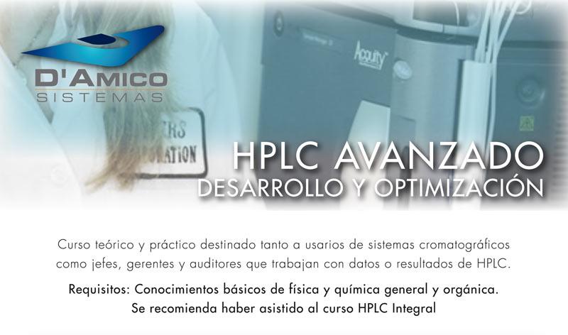HPLC Avanzado